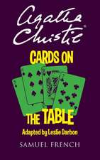 Agatha Christie's Cards on the Table:  The Quintessential Vampire