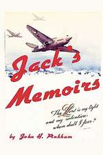 Jack's Memoirs
