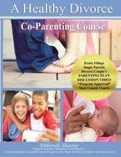 Co-Parenting Course for a Healthy Divorce
