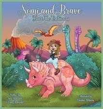 Nomi & Brave Travel the Cretaceous