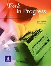 Work in Progress Course Book
