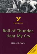 Roll of Thunder, Hear My Cry: York Notes for GCSE