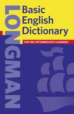 Basic English Dictionary 3rd Edition