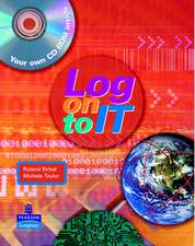 Log on to IT Book and CD-ROM