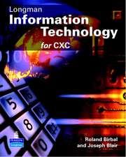 Longman Information Technology for CXC