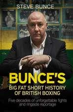 Bunce's Big Fat Short History of British Boxing