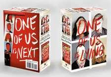 KAREN M MCMANUS 2BOOK BOX SET ONE OF US