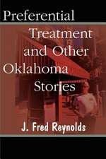 Preferenital Treatment and Other Oklahoma Stories