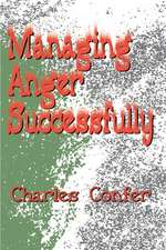 Managing Anger Successfully