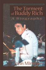 The Torment of Buddy Rich