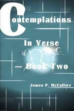 Contemplations in Verse - Book Two
