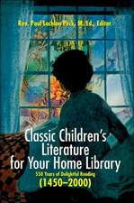 Classic Children's Literature for Your Home Library