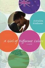 A Girl of Different Colors