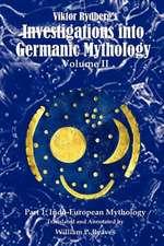 Viktor Rydberg's Investigations Into Germanic Mythology, Volume II, Part 1