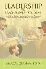 Leadership That Reaches Every Student