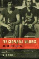The Chaparral Murders