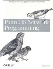 Palm OS Network Programming