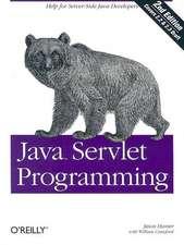 Java Servlet Programming 2e