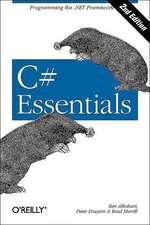 C# Essentials 2e