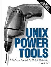 Unix Power Tools 3e