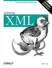 Learning XML 2e