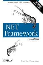 NET Framework Essentials 3e