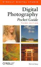 Digital Photography Pocket Guide 3e