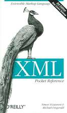 XML Pocket Reference 3e