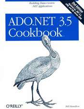 ADO.NET 3.5 Cookbook 2e