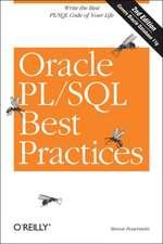 Oracle PL/SQL Best Practices 2e