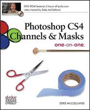 Photoshop CS4 Channels & Masks One-On-One [With CDROM]:  Computer Vision with the OpenCV Library