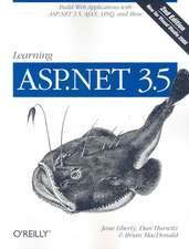 Learning ASP.NET 3.5:  Touchscreens and Interactive Devices
