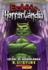 Escape de Horrorlandia = Escape from Horrorland