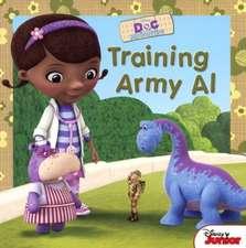 Doc McStuffins:  Training Army Al