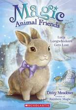 Lucy Longwhiskers Gets Lost:  My Life as a Writer