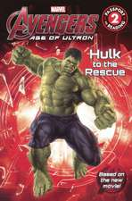 Avengers:  Hulk to the Rescue