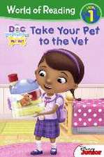 Doc McStuffins:  Take Your Pet to the Vet