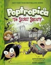 Poptropica 3: The Secret Society