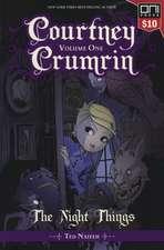 Courtney Crumrin 1
