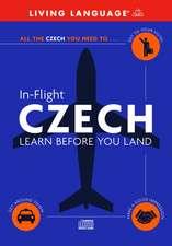 In-Flight Czech