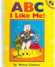 ABC I Like Me!:  A Picture Reader/With 24 Flash Cards