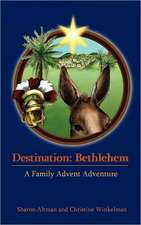 Destination:  Bethlehem