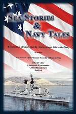 Sea Stories and Navy Tales