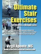 Ultimate Stair Exercises for Fitness & Weight Loss