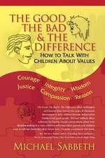 The Good the Bad & the Difference