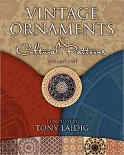 Vintage Ornaments & Cultural Patterns, Volume One:  The Festival of Pacific Arts