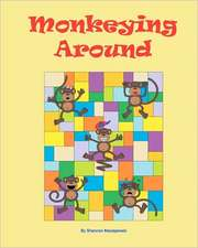 Monkeying Around:  A Quilt Pattern Inspired by the Children's Song Five Little Monkeys Jumping on the Bed