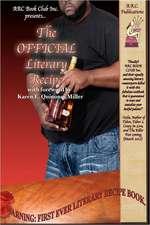 The Official Literary Recipe:  Fortaleciendo Su Espiritu