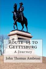 Route 15 to Gettysburg