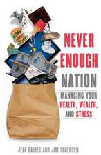 Never Enough Nation